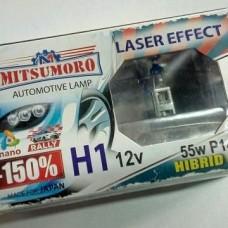 Лампа MITSUMORO H1+150% 55W/ компл.